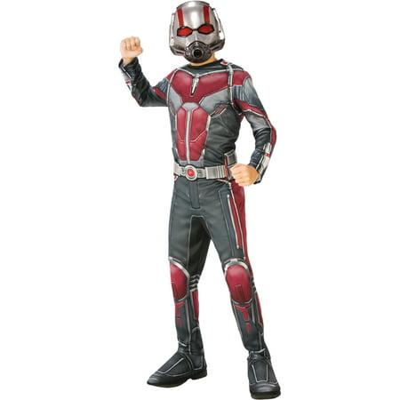 Boys Avengers Endgame Ant-Man (60's Costumes Cheap)
