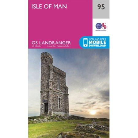Landranger (95) Isle of Man (OS Landranger Map)