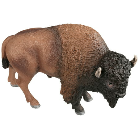 Schleich American Bison Toy Animal (Bison Animals)