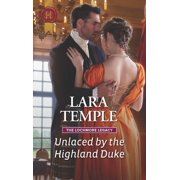 Unlaced by the Highland Duke - eBook