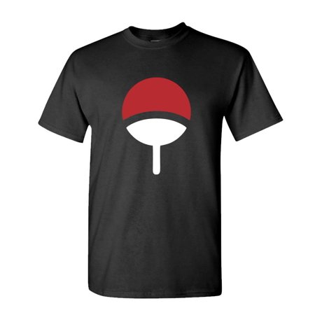 UCHIHA CLAN anime manga ninja shinobi - Cotton Unisex - Anime Male Clothes