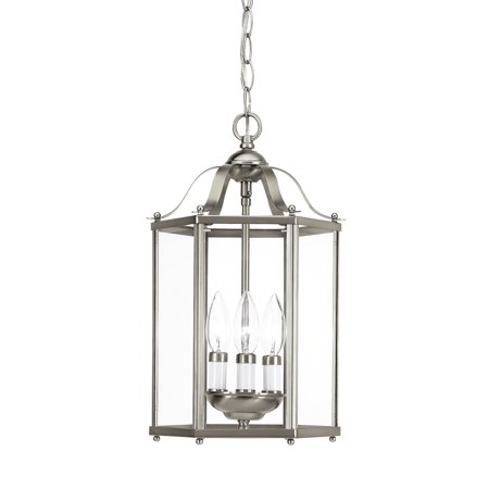 Sea Gull Lighting 5231EN Bretton Convertible 3 Light 9-1/2