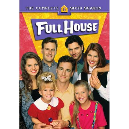 Full House: The Complete Sixth Season (DVD) (Full House 1)