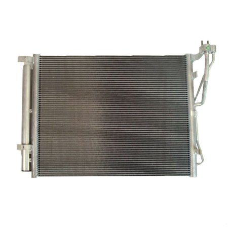 NEW A/C CONDENSER FITS KIA OPTIMA 2016 1.6L 2.0L TURBO 97606-C1101 (2014 Kia Optima Sxl Turbo 0 60)