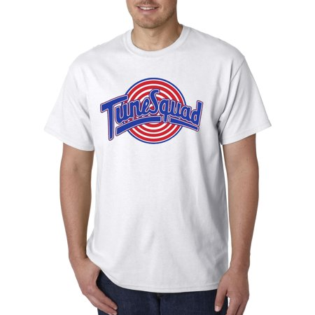 New Way 487 - Unisex T-Shirt Tune Squad Space Jam Basketball (Authentic Jordan 11 Space Jam For Sale)