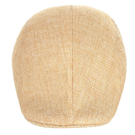 Autumn Winter Duckbill Ivy Hat Peaked Cap Breathable Cotton Blend Beret Beanie Newsboy Hat Cabbie Headwear Sports Caps - Newsboy Beanie