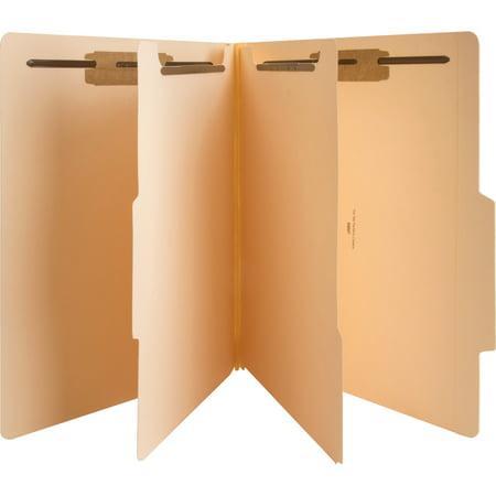 Folder Part (Sparco, SPR95007, 6-part Manila Classification Folders, Manila)