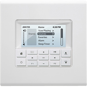 Russound C-Series Multiline Display Keypad