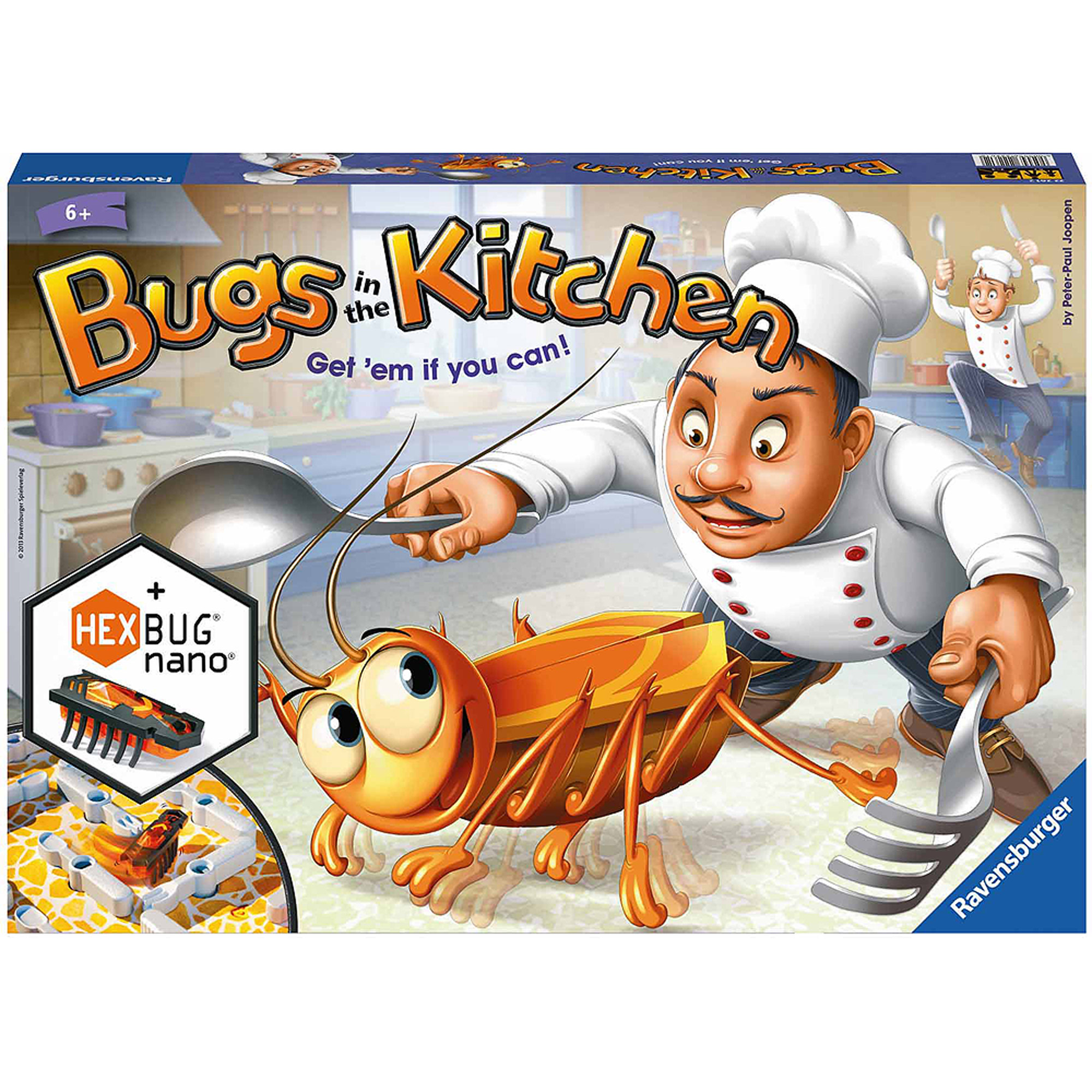 Ravensburger Bugs in the Kitchen by Ravensburger