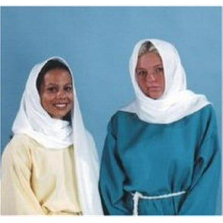 Alexanders Costume 22-256 Biblical Lady Head Shawl - Shaft Costume