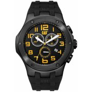 Men's CAT Caterpillar Navigo Chrono Black Chronograph Watch A716321117