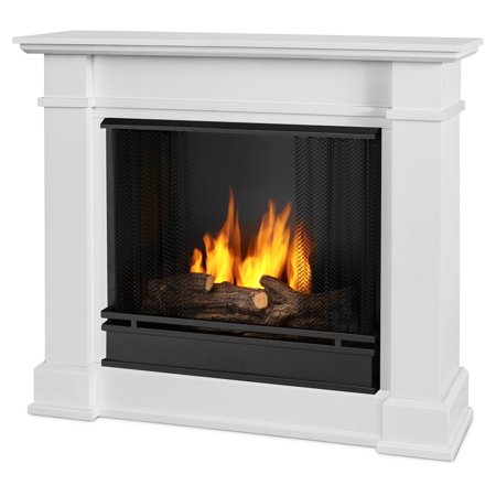 Real Flame Devin Ventless Gel Fireplace