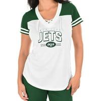 NFL New York Jets Plus Size Women's Basic Tee