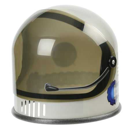 Youth Size Astronaut Helmet Child Costume Accessory Silver - Baby Astronaut Costume