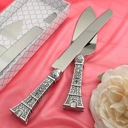 1 X From Paris with Love Collection Cake Serving Server Set