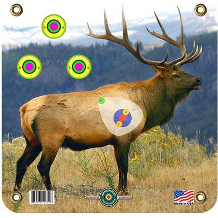 """Arrowmat LLC Elk Foam Rubber Target Face, 17"""" x 17"""" thumbnail"""
