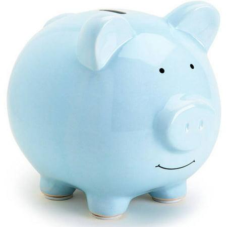 Tiny Ideas Ceramic Piggy Bank - Ceramic Piggy Bank