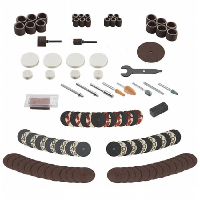 Skil 114-709-02 110-Piece All-Purpose Rotary Accessory Kit