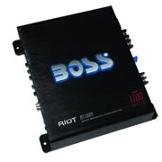 Boss Audio Systems AVA-R1100M RIOT 1100 Watts Monoblock Amplifier