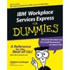 IBM Workplace Services Express For Dummies (Paperback)