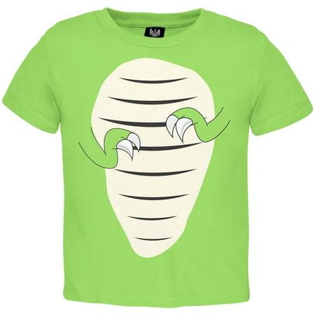 Halloween Jurassic   T Rex Costume Toddler Shirt