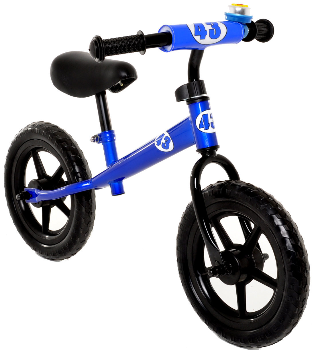 Vilano Children's No Pedal Push Balance Bike