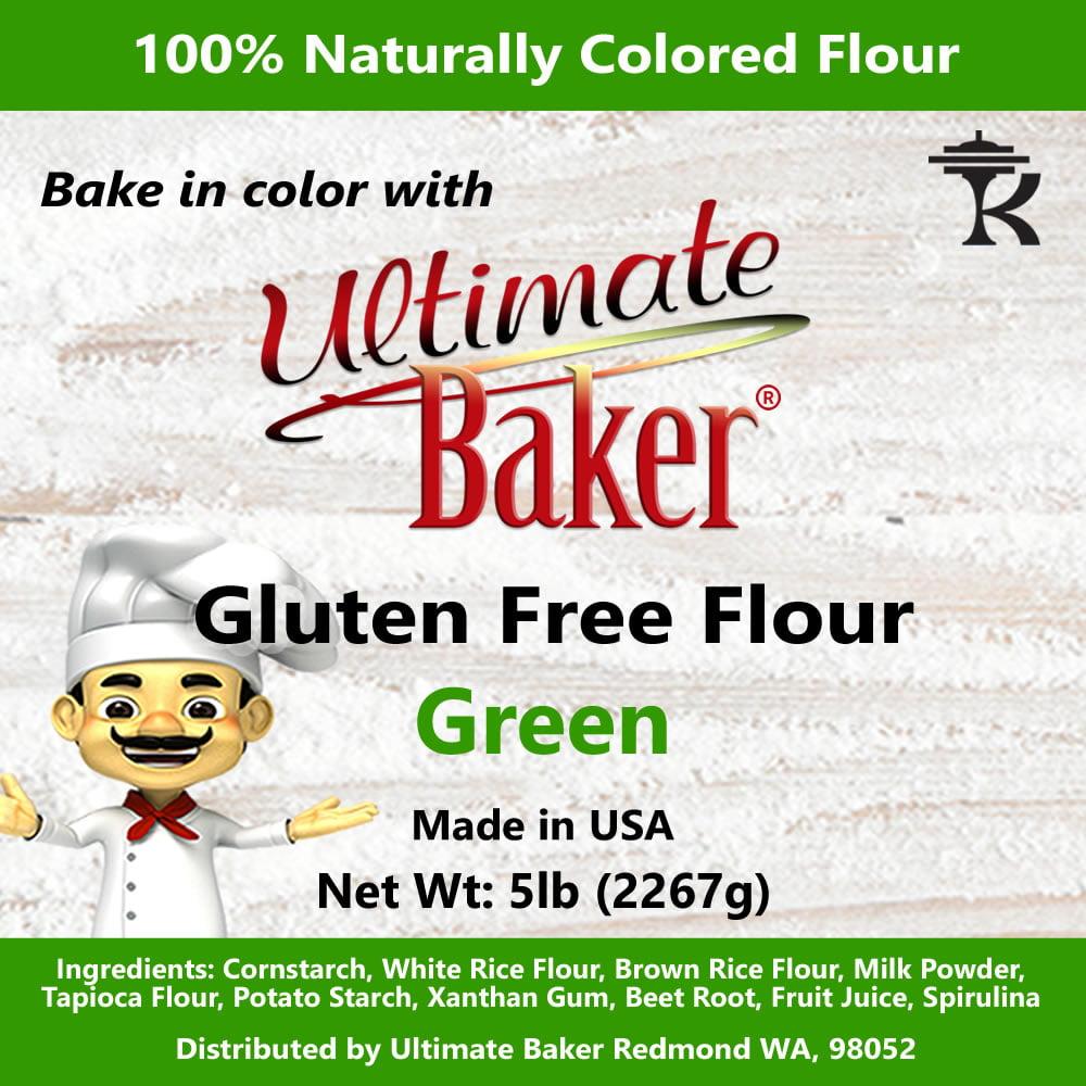 Ultimate Baker Paleo Baking Flour Green (1x5lb)