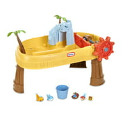 Little Tikes Island Wavemaker Water Table with Five Unique Play Stations and Accessories