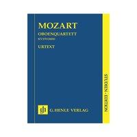 G. Henle Verlag Oboe Quartet F Major K.370 (368b) Henle Study Scores Series Softcover Composed by Wolfgang Amadeus Mozart
