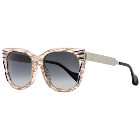 127892273f9d ... UPC 827886283941 product image for Fendi Square Sunglasses FF0180S Kinky  VDOVK Patterned Pink Palladium 54mm ...