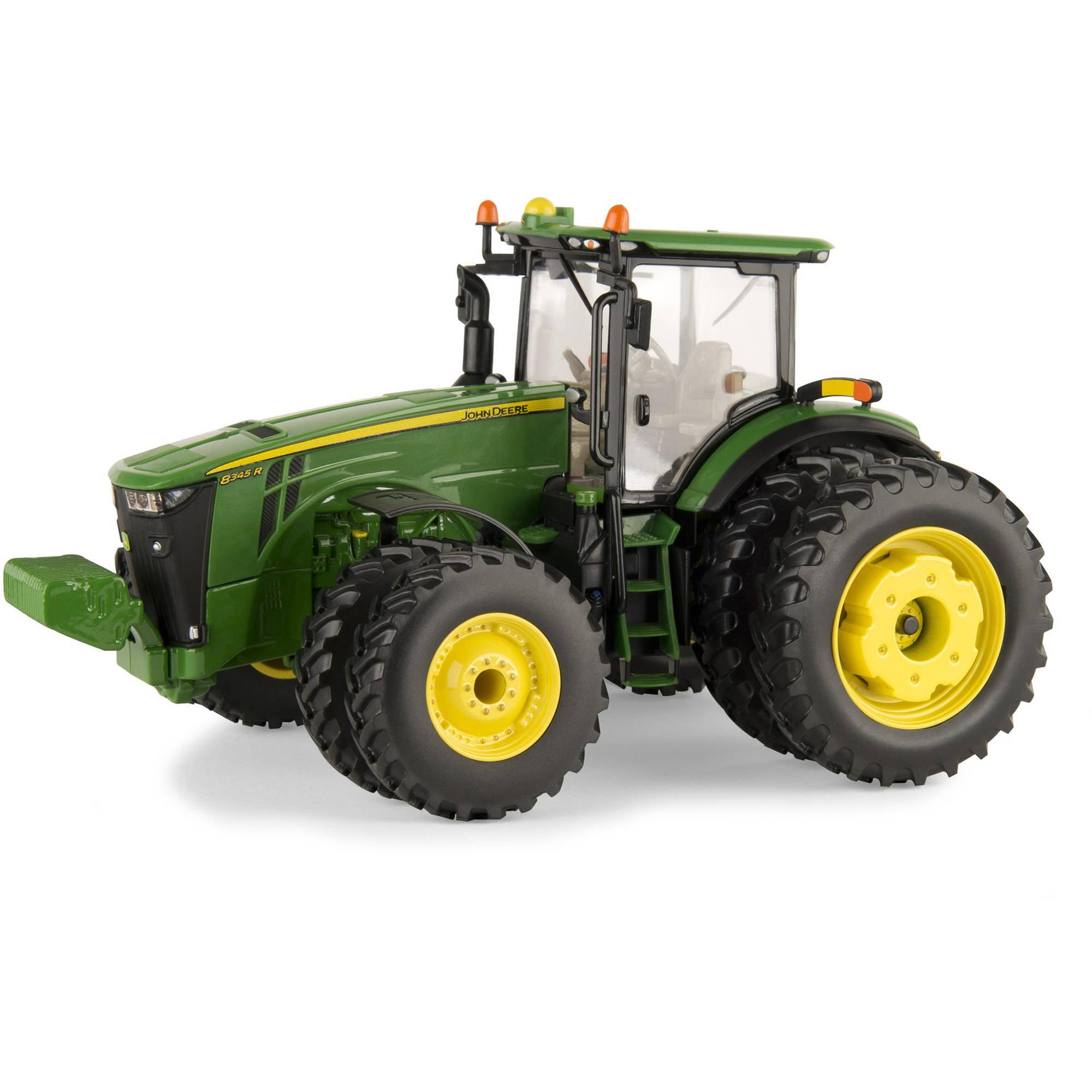ertl 1 32 john deere 8345r tractor from the prestige collection ertl 1 32 john deere 8345r tractor from the prestige collection walmart com
