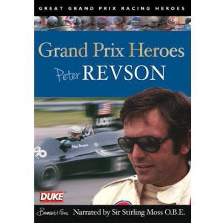 Peter Revson: Grand Prix Hero (DVD)