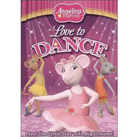 Angelina Ballerina: Love To Dance (Widescreen)