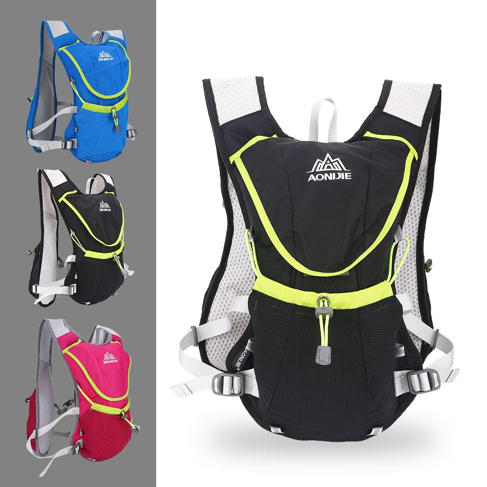 Yosoo 3 Colors 8l Outdoor Sport Running Cycling Hiking Backpack Aonijie Sports Hat Diving Fabric Rose Hydration Water Bottle Vest