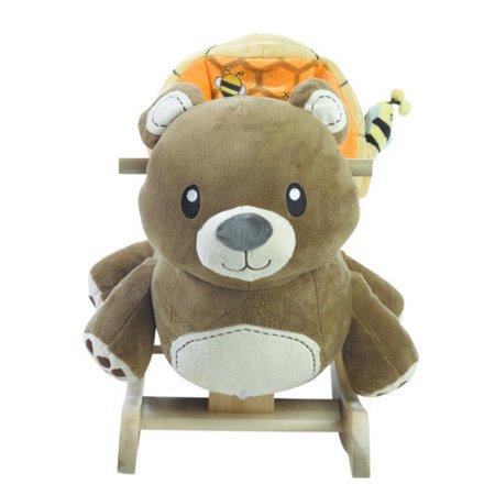 Rockabye 85080 Honey Bear Rocker Ride
