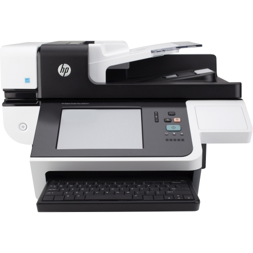 HP Digital Sender Flow 8500 fn1 Document Capture Workstation without FIPS Drive - 600 dpi Optical - 24-bit Grayscale - 6