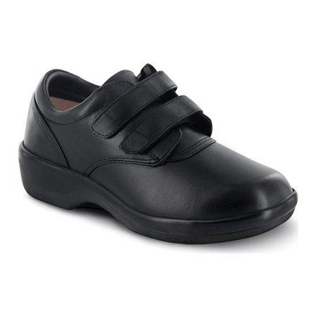 Mens Aetrex Shoes Ambulator (Men's Apex Ambulator Conform Double Strap )