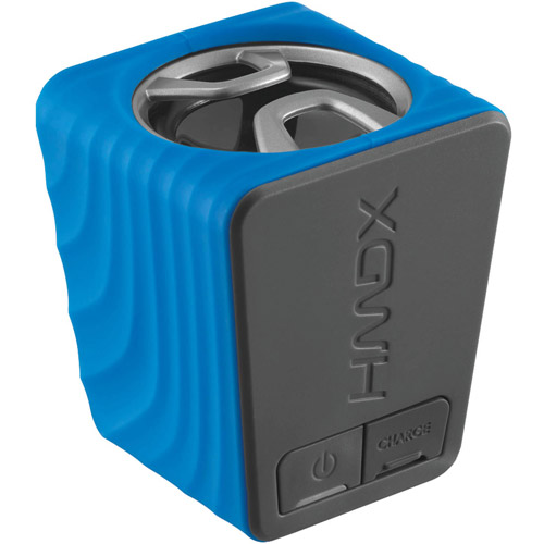 HMDX HX-P130BL Burst Portable Speaker, Blue
