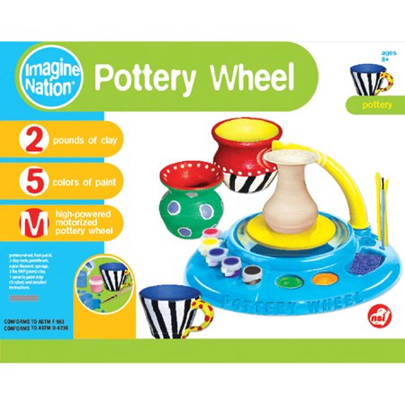 NSI Pottery Wheel