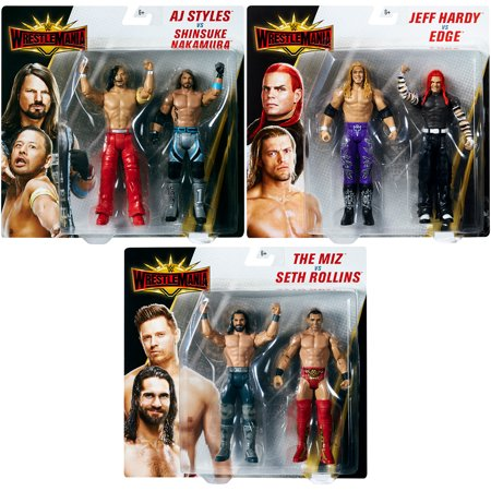 WWE Battle Packs