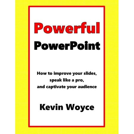 Powerful Powerpoint: How to Improve Your Slides, Speak Like a Pro, and Captivate Your Audience - eBook](Halloween Slide Powerpoint)