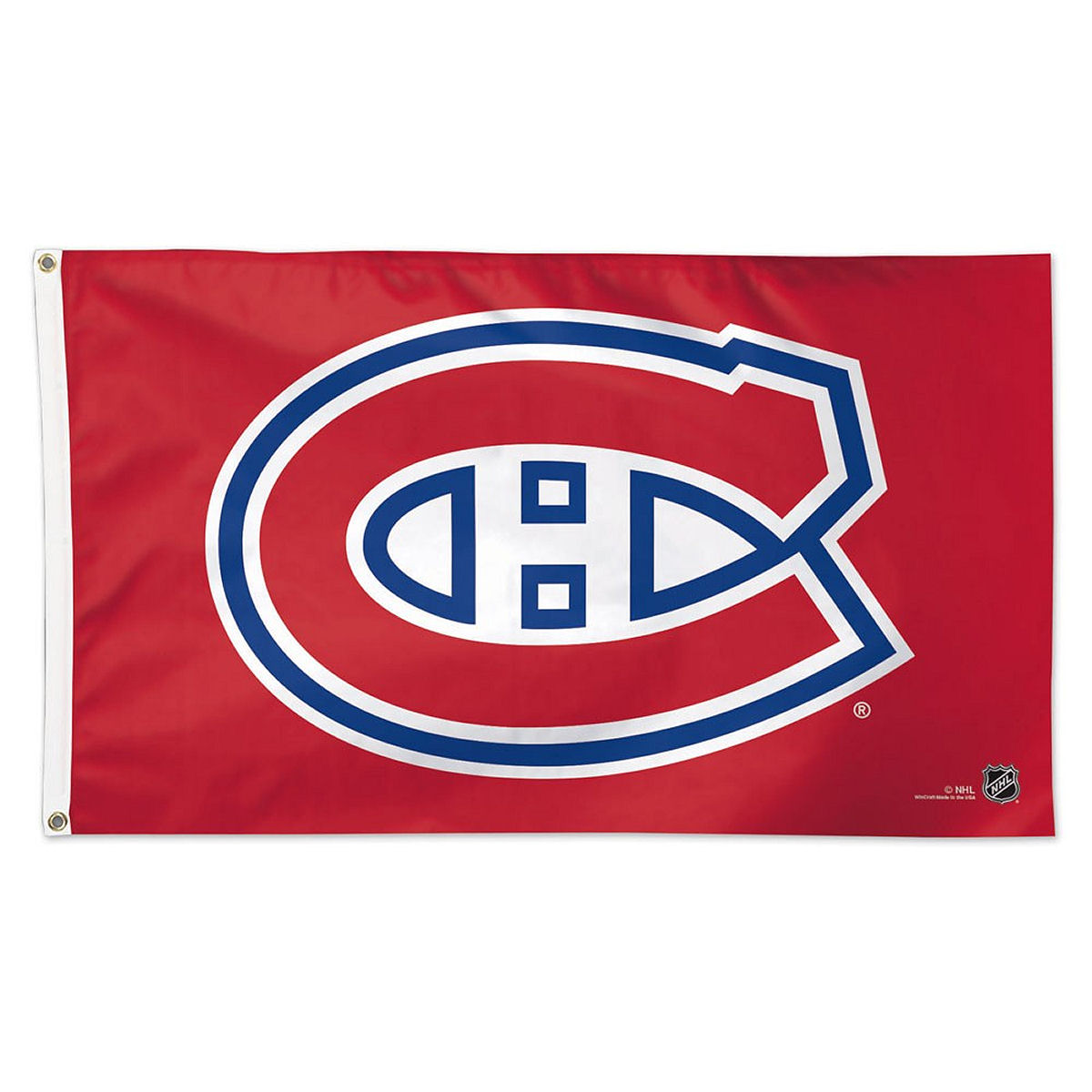 Montreal Canadiens NHL Flag