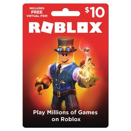 Roblox Game eCard $10 [Digital Download]