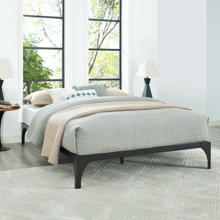 Modway Ollie Steel Platform Bed Frame, Multiple Sizes and Colors ...