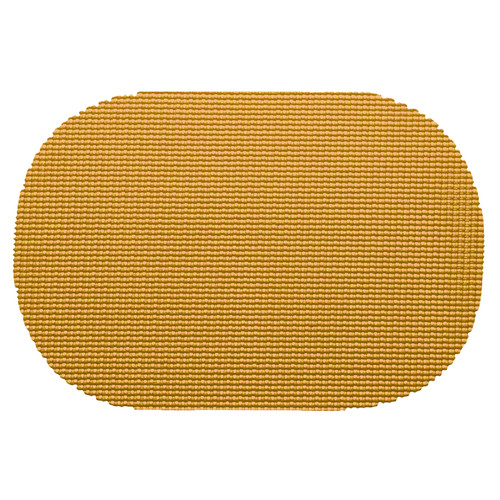 Kraftware Fishnet Reversible Oval Placemat