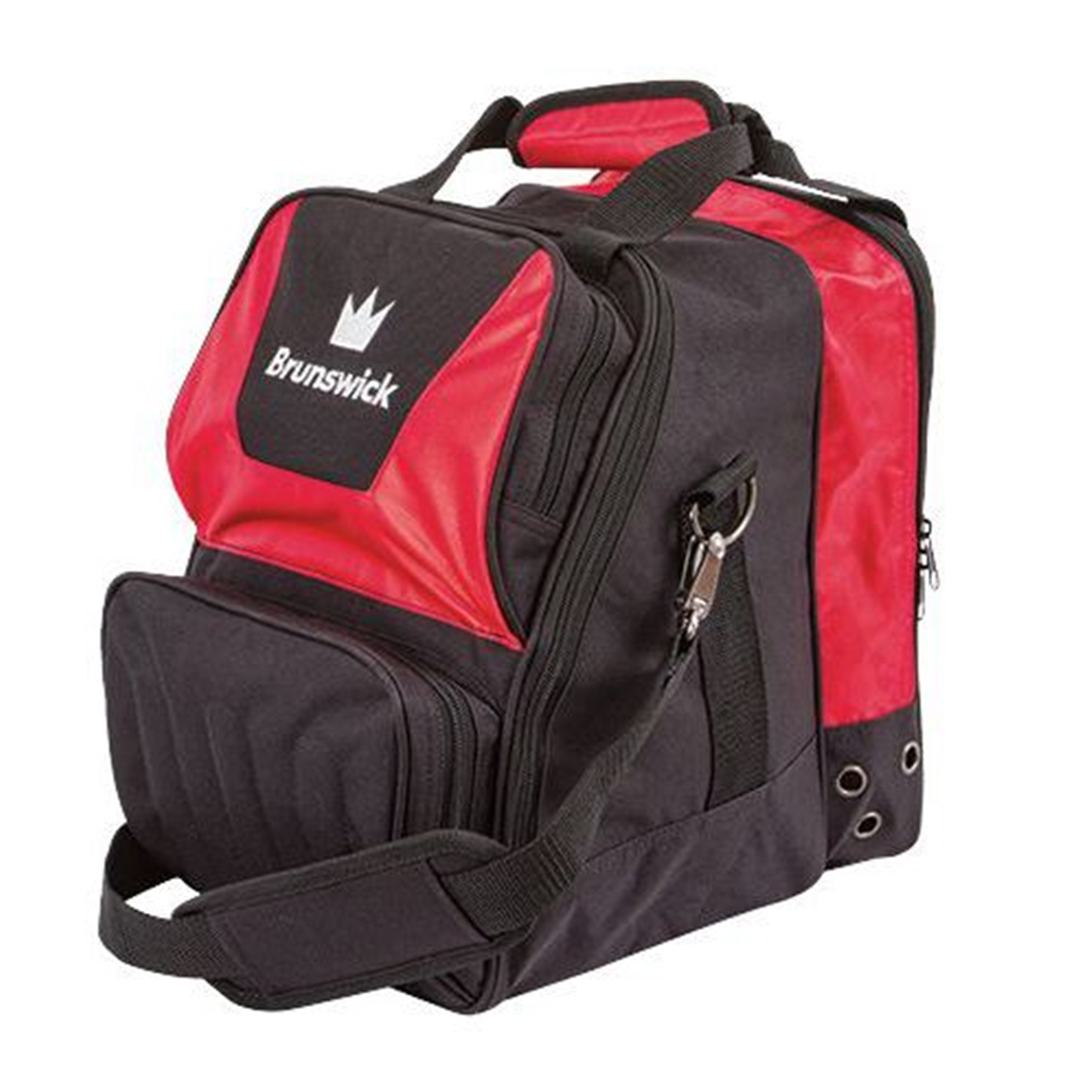 Brunswick Crown Single Tote Bowling Bag