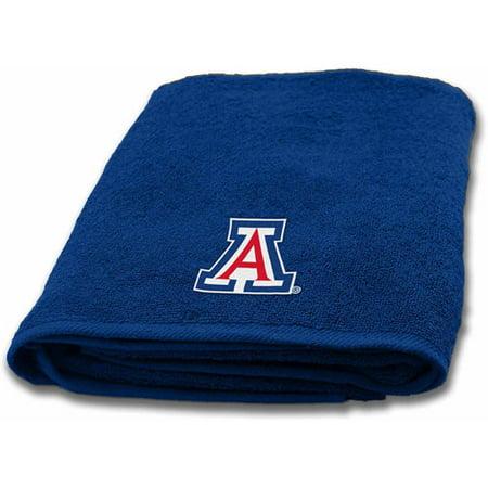 NCAA Arizona Wildcats Applique Bath Towel, 1 Each