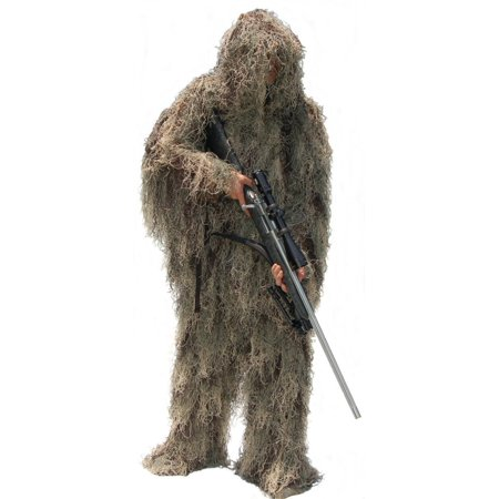 Ghillie Jacket - Ghillie Suits The Woodsman Jacket and Pants set - LARGE - MOSSY
