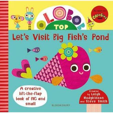 Olobob Top: Let's Visit Big Fish's - Big Top Pond Cover