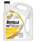 Shell Rotella HD30 Conventional Motor Oil, 1 gal.